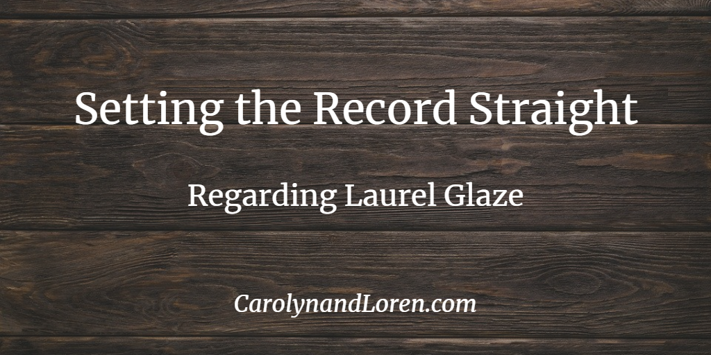setting-the-record-straight_12-27-19_laurel-glaze